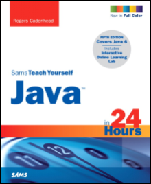Sams Teach Yourself Java in 24 Hours, Fifth Edition