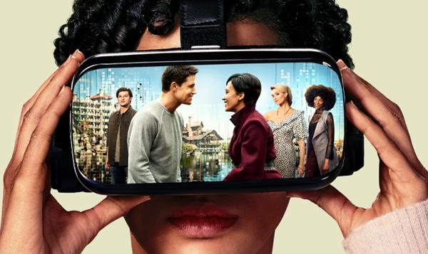 Promotional image of Amazon Prime TV series Upload
