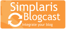 Facebook application Simplaris Blogcast