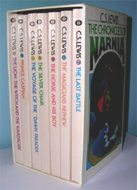 Collier Chronicles of Narnia boxed set