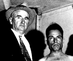 Dade County Sheriff Dan Hardie and attempted Franklin D. Roosevelt assassin Giuseppe Zangara
