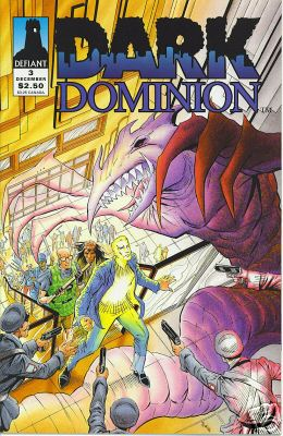 Dark Dominion 3, Defiant Comics
