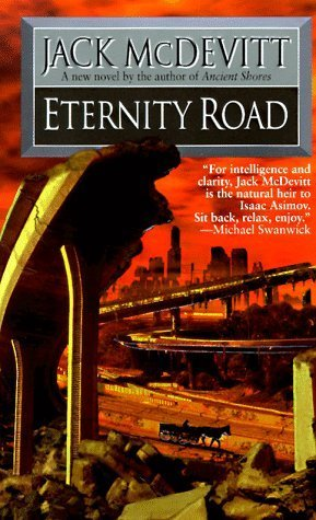 Cover of Eternity Road by Jack McDevitt