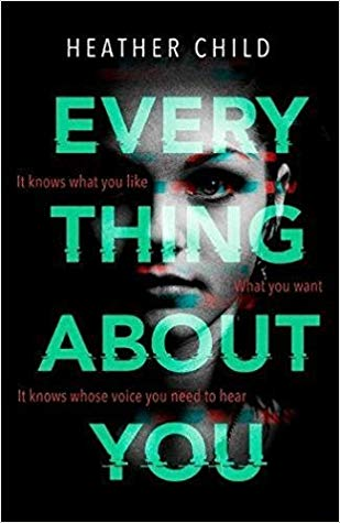 Cover of Everything About You by Heather Child