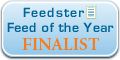 Feedster Feed of the Year Finalist
