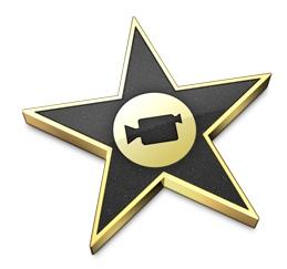 Apple iMovie logo