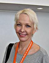 Jane Hamsher, photo taken by Neeta Lind
