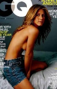 Jennifer Aniston, GQ Cover, December 2005