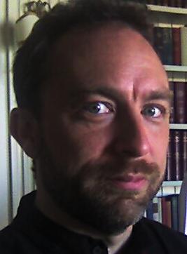 Wikipedia cofounder Jimmy Wales