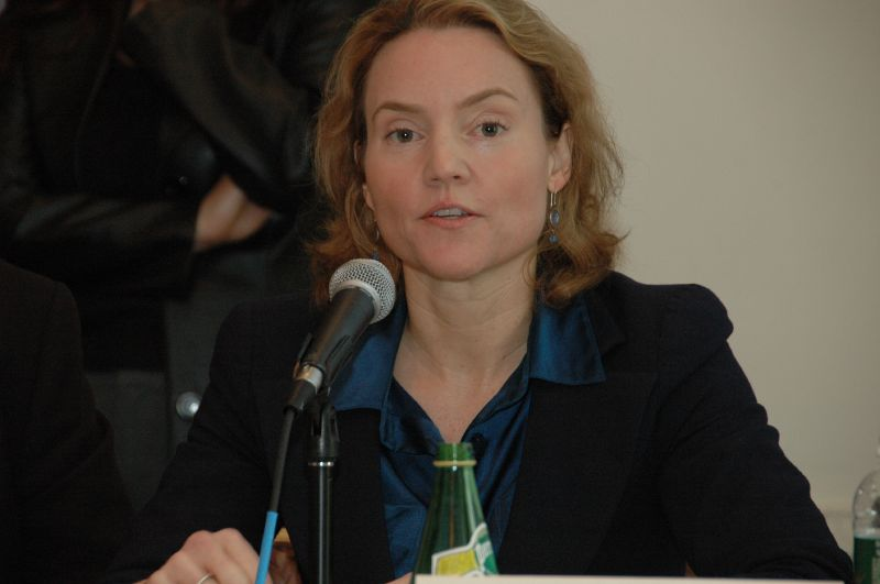 Photo of Kim Polese by Dan Farber