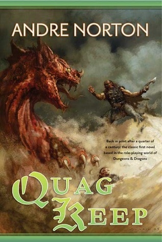 Cover of Quag Keep by Andre Norton