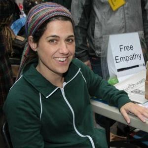 Stacy Hessler, Occupy Wall Street protester