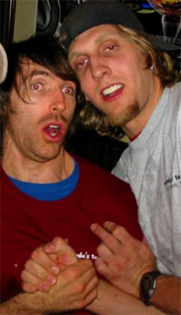 Steve Nash and Dirk Nowitzki Drunker than Cooter Brown