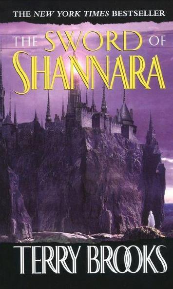 Cover of Terry Brooks' novel The Sword of Shannara